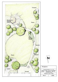 gartenplanung gartendesign und gartengestaltung landhausgarten pinterest. Black Bedroom Furniture Sets. Home Design Ideas