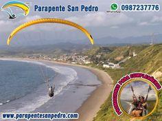 Mi Ecuador. Parapente San Pedro. #Ecuador #turismo
