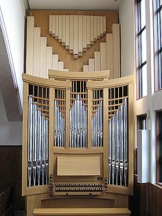 TOKYO (JAPAN) Mejirogaoka Baptist Church Gerhard Grenzing Orgelbau