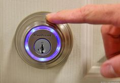 Kwikset Kevo Bluetooth Door Lock Review - Smart home - CNET Reviews