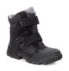 #ecco vinterstøvler til børn som kan holde til det hele.