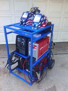 Name: Home-made-welding-cart-1.jpeg Views: 200 Size: 62.0 KB