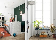 Jean-Christophe Aumas' Paris apartment