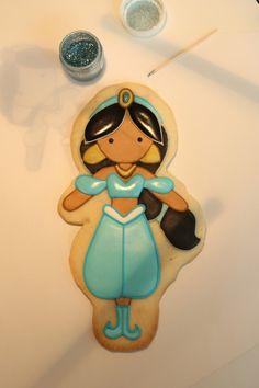 jasmine cookie party favor