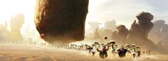 CROODS: Release Day! | Leighton Hickman Art