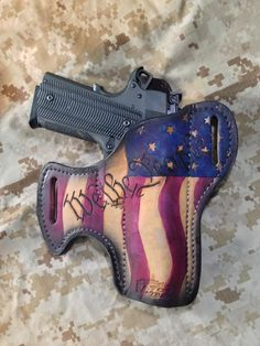 Understand the Glock trigger better and notice how much you progress using your Glock pistol! 1911 Holster, Gun Holster, Leather Holster, Leather Tooling, Tooled Leather, Leather Knife Sheath Pattern, Custom Holsters, Cute Country Outfits, Leather Gifts