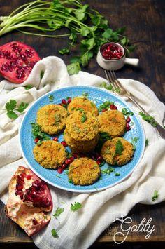 Kulinarne przygody Gatity - przepisy pełne smaku: Pieczony falafel (wychodzenie z diety dr Dąbrowski...
