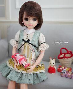 Licca chan