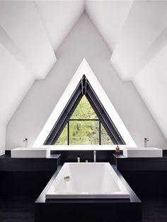 Arquiteto: Jean Michel Wilmotte  Fotógrafo: Nicolas Mathéus - Elle Decor 2012