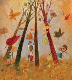 Eva's Playful Artwork  for the October BABYBUG