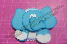 Manualidades en foami, fofuchas, fomy  goma eva Smurfs, Baby Shower, How To Make, Crafts, Ideas, Decorated Notebooks, Animals, Appliques, Creative Boyfriend Gifts