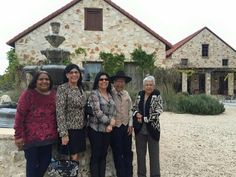 Gloria, Mary Ann, Joanne and Mr. and Mrs Hernandez