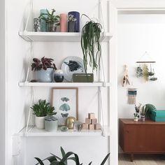Ikea 'Ekby/Gällö' wall shelves @frkhansendk