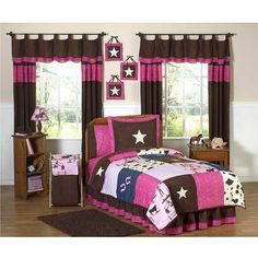 Cowgirl Bed Set. $99.99
