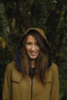 'Anakiwa' Anorak   Janelle Hinch