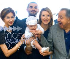 Lucho's baptism outfit was on point! The Fashion Bite:   A Lifestyle Blog by Katie Roof