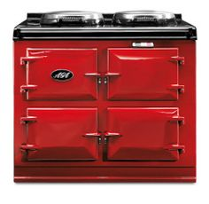 AGA red not sure about the Hobs