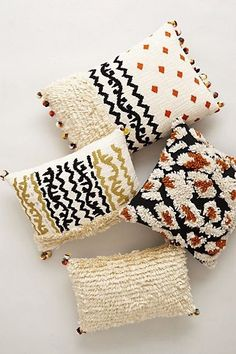 Special: Jessie's favorites for autumn – journelles - Dekoration Ideen Shabby Vintage, Decorative Items, Decorative Pillows, Wedding Pillows, Style Deco, Pillow Box, Pillow Ideas, Punch Needle, Soft Furnishings
