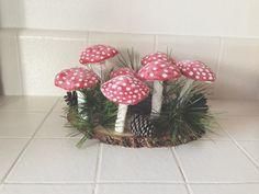 Mushrooms! AQUARIANSOULDESIGNS.COM