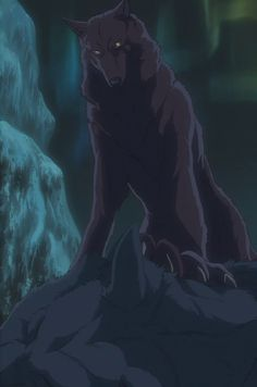 Wolfs Rain Darcia I Never Liked Monster Rancher Anime Wolf