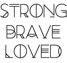 Check out the vinyl decal.It's on the etsy site! #etsyshop #etsyseller #thursday #handmade #madebyhand #handcrafted #love #strong #brave #hipster #awesome #art #decal #wallart