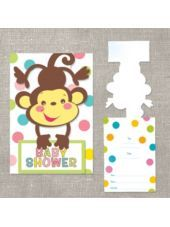 Fisher Price Baby Shower Invitations-Party City