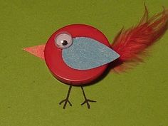 Button Bird
