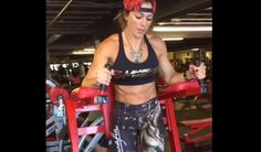 Extreme Ripped Body and Core Strength Video With Caroline Priscila - http://hellosexy.me/extreme-ripped-body-and-core-strength-video-with-caroline-priscila/