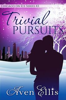 Book of the Month April II - Trivial Pursuits by Aven Ellis - http://skysbookcorner.blogspot.ch/search/label/Book%20of%20the%20month #bookbloggers