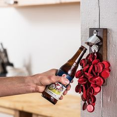 DropCatch Wall Mounted Bottle Opener Bottle Opener by DropCatch - Cool Material - 1