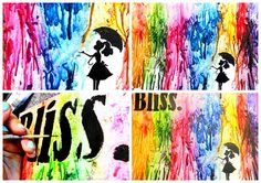 Crayon Melting :)