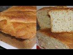 Pão de liquidificador, super fácil e rápido