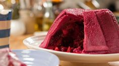 Courtesy of They Hairy Bikers Best of British, this autumnal version of summer pudding is a great way of making the most of Autumnal fruit. Serve with a drizzle of double cream