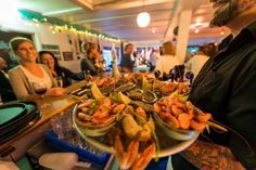 Seafood West Sweden Ekenäs Hotell www.sydkoster.se