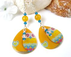 Yellow For the Fun of It! by Mary on Etsy