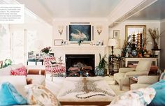 Ruthie Sommers' Living Room