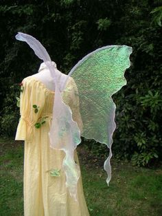 PINK Opal FAIRY WINGS Costume adult l dress up goddess wicca angel steampunk Halloween Renaissance Wedding Toothfairy Faerie fey by EnchantedHearth on Etsy https://www.etsy.com/listing/81188679/pink-opal-fairy-wings-costume-adult-l