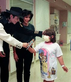 """""""Real charity is giving from the heart without taking credit."""" ~Michael Jackson"""