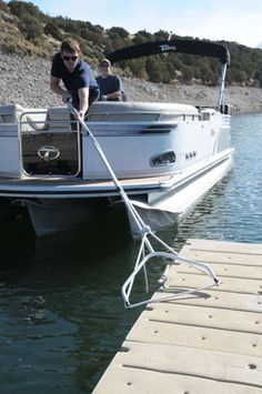 Landing Loop Docking Guide: tested by PDB!