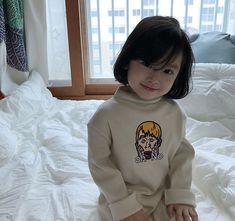Tout est dans le titre # Non-fiction # amreading # books # wattpad Cute Asian Babies, Korean Babies, Asian Kids, Cute Babies, Cute Baby Girl, Baby Boy, Kids Girls, Baby Kids, Ulzzang Kids