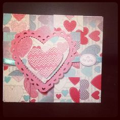 Stamps: My Little Valentine Paper: More Amore DSP, Whisper White Ink: Primrose Petals Accessories: Sycamore Street ribbon- Pool Party, Dimensionals, Snail , Heart Framelits