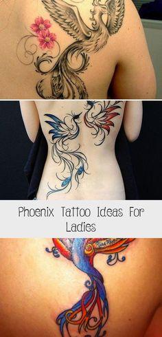 Phoenix Tattoo Ideas For Ladies Beautiful Phoenix Tattoo Ideas on Shoulder Blade. - Phoenix Tattoo Ideas For Ladies Beautiful Phoenix Tattoo Ideas on Shoulder Blade for Girls Family Sleeve Tattoo, Unique Half Sleeve Tattoos, Girls With Sleeve Tattoos, Cute Small Tattoos, Girl Tattoos, Tattoos For Guys, Phoenix Back Tattoo, Tribal Phoenix Tattoo, Phoenix Tattoo Design