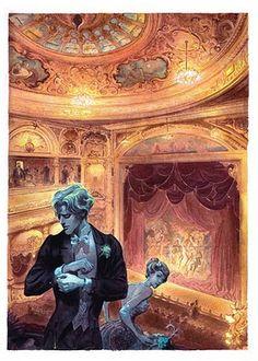 Dorian Gray by Enrique Corominas Fanart, Dorian Gray Portrait, Dorian Gray Book, Character Inspiration, Character Design, Gothic, Jane Austen, Gray Aesthetic, Grey Art