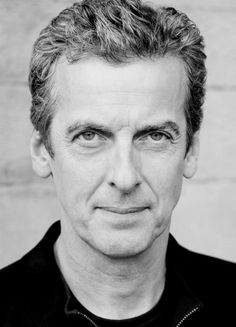 Hello, Twelve. Peter Capaldi is the new Doctor!