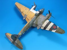 Tamiya 1:48 Mosquito FB.VI/NF.II Mk.II http://www.network54.com/Forum/47751/message/1396464199/Another+experiment-+Mosquito+half+nacked