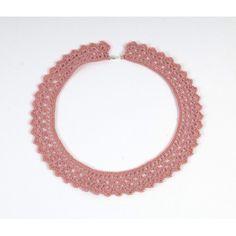 Pink handmade collar Colar Diy, Collars, Pink, Handmade, Jewelry, Necklaces, Hand Made, Jewlery, Jewerly