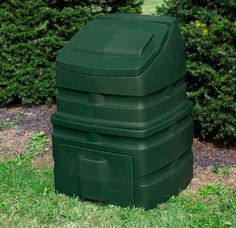 Good Ideas Compost Wizard 90 Gallon Compost Bin, As Shown Aquaponics Kit, Aquaponics Greenhouse, Kitchen Waste, Yard Waste, Natural Homes, Organic Fertilizer, Garden Fertilizers, Organic Matter