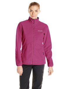 Columbia Sportswear Women's Wind Protector Fleece Jacket -- This is an Amazon Affiliate link. Check out this great product.