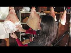 ▶ HOW TO MAKE PROSCIUTTO, PART 4 - YOUTUBE