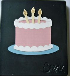 1000+ images about Sizzix y troqueles on Pinterest  Provo craft ...